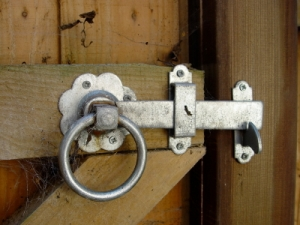 Unlock the gate to your NEW home!
