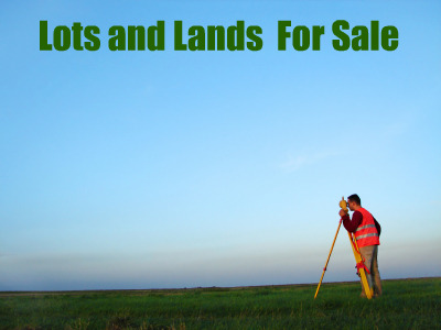 Lots and Lands for sale