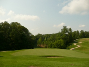 View of Golf Course from Country Club